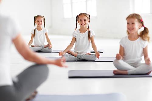 ZENbo Balance Kinder Meditation