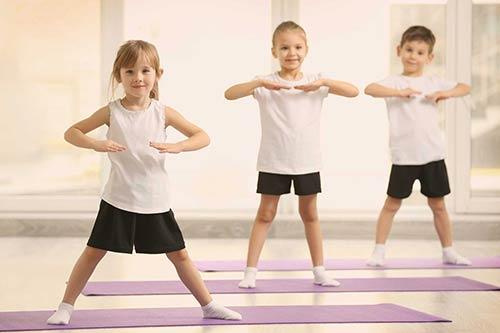 Live Online Ausbildung zum ZENbo® Balance Trainer für Kinder