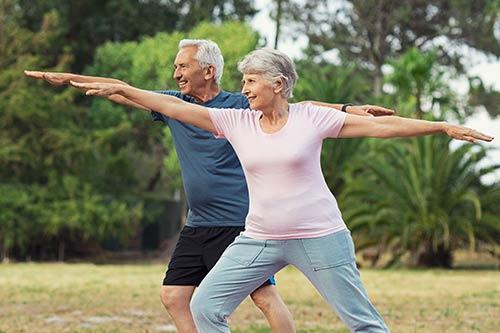 Live Online Ausbildung zum ZENbo® Balance Trainer für Senioren