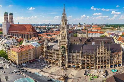 Ausbildungsort fitmedi Akademie München