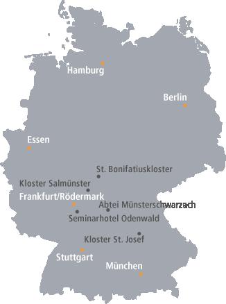 ZENbo Balance Ausbildungsorte Deutschland