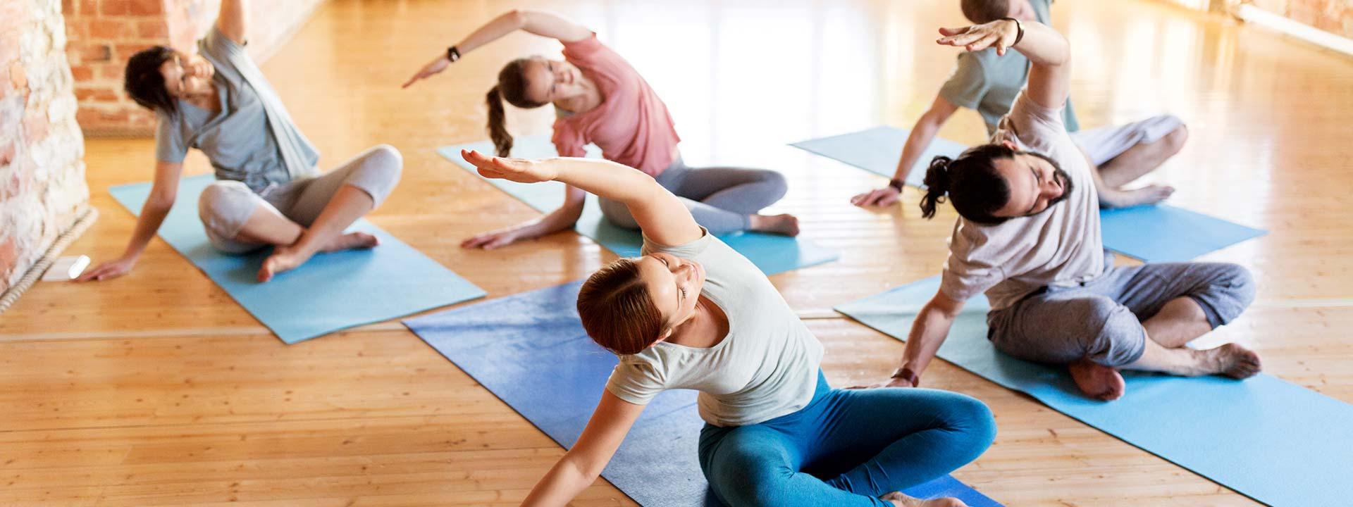 ZENbo® Balance Training Gruppenkurs