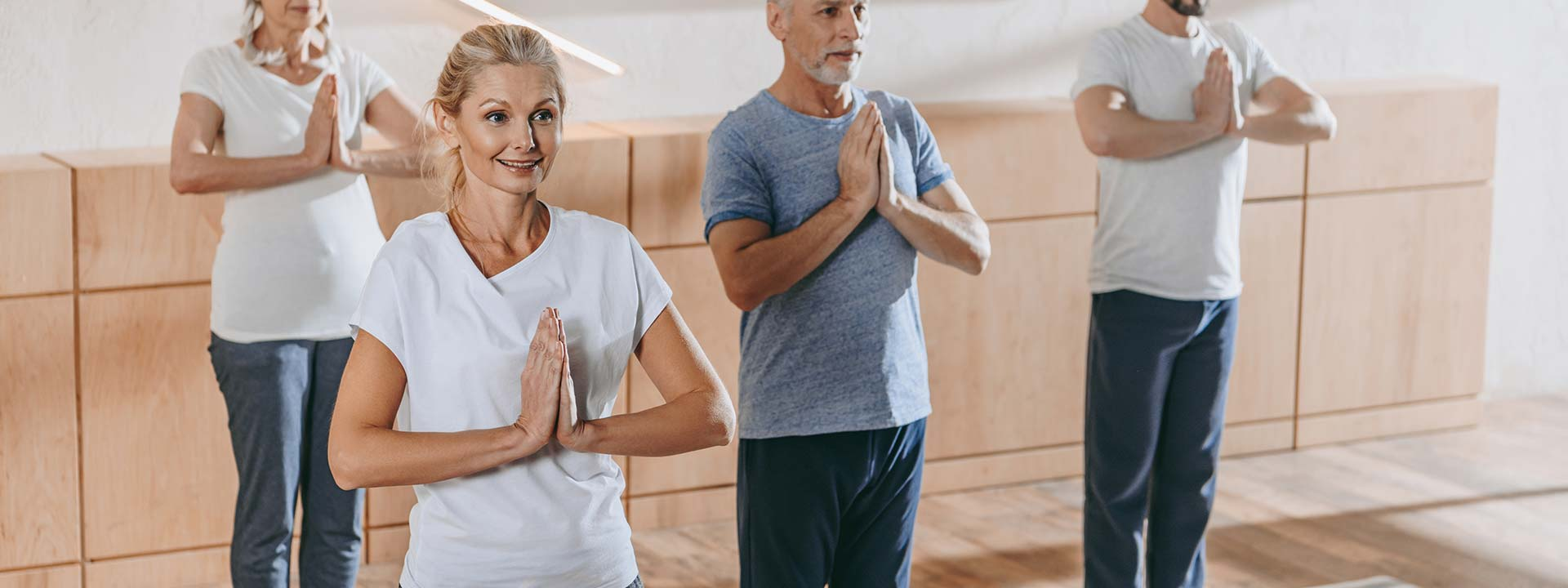 ZENbo® Balance Training für Senioren Kurs